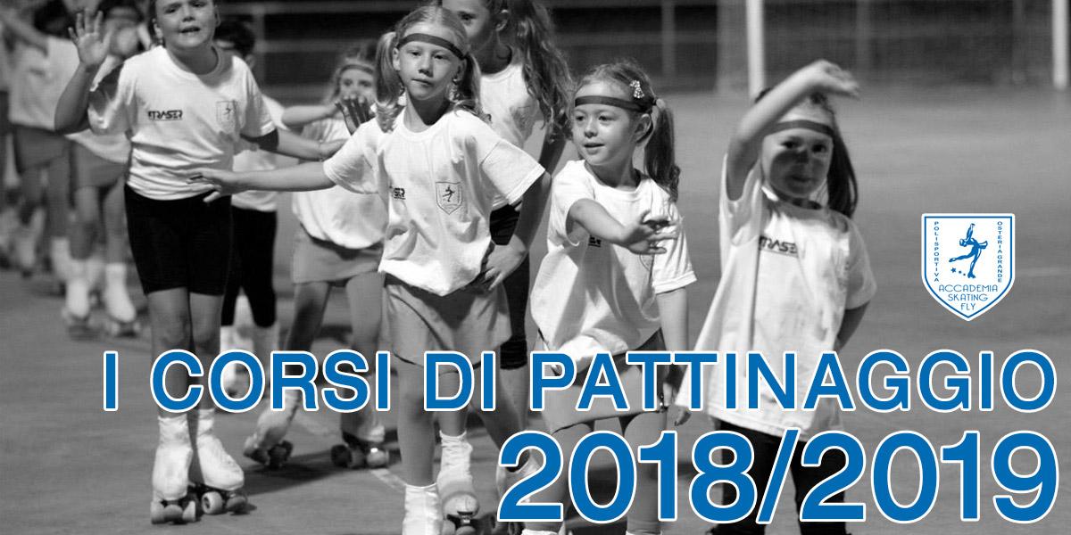 ACCADEMIA SKATING FLY - CORSI DI PATTINAGGIO 2018/2019
